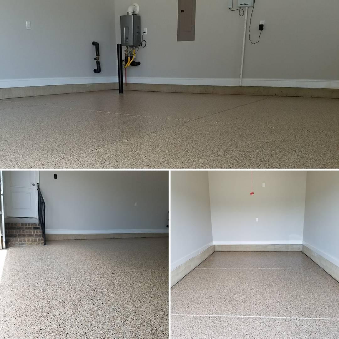 Epoxy Garage Floors Marvin, NC