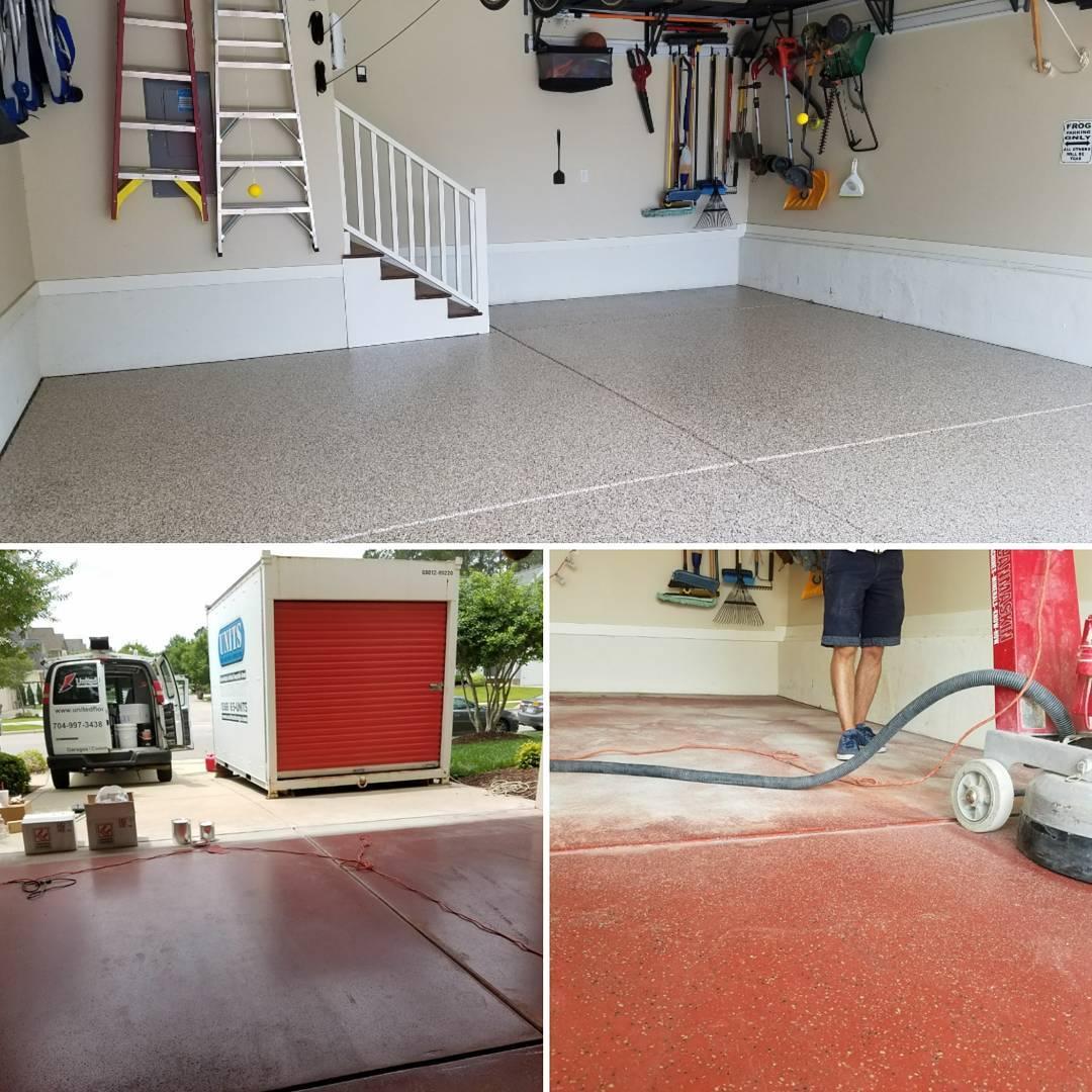 Epoxy Garage Floors Wake Forest