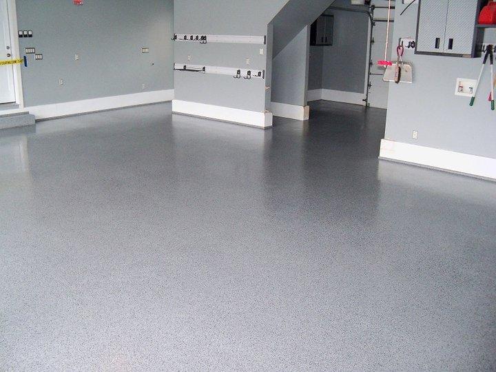 Garage Epoxy Flooring North Carolina