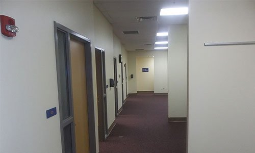 Painting services for commercial interiors in florissant