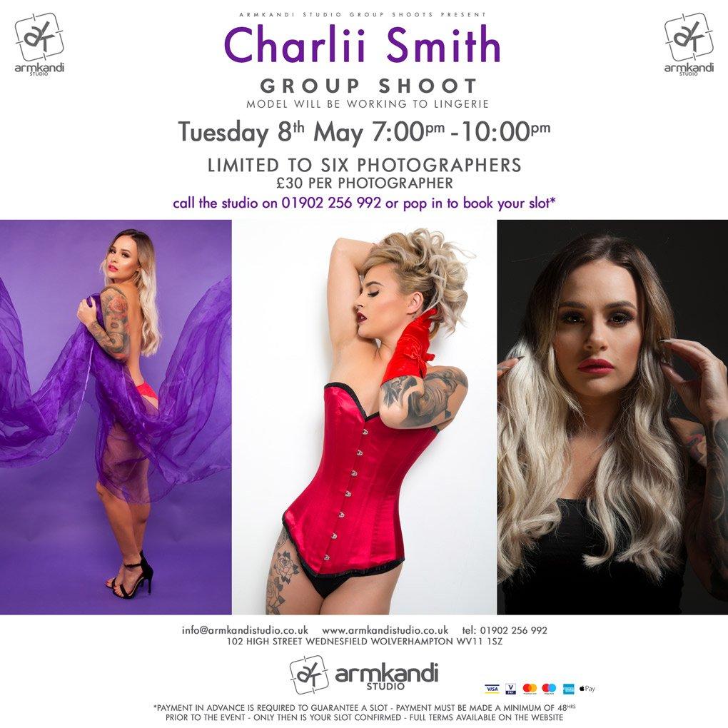 Charlii Smith