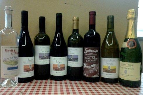 commercio vini rinomati