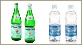 vendita acqua pejo