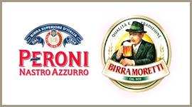 vendita birra moretti