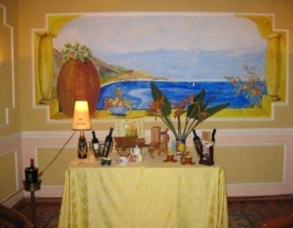Degusta il tuo thè nella nostra accogliente sala