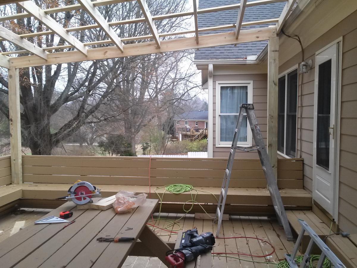 Carpentry Work Greensboro, NC