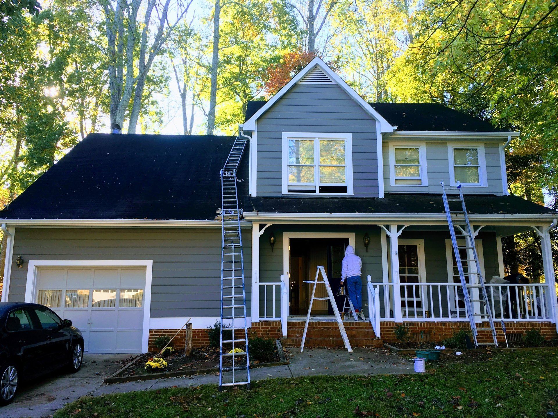 painting contractor greensboro nc power washing carpentry work