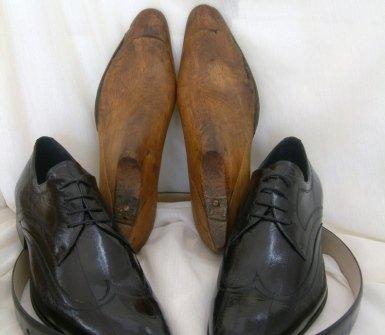 scarpe su misura