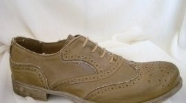 calzature vintage uomo