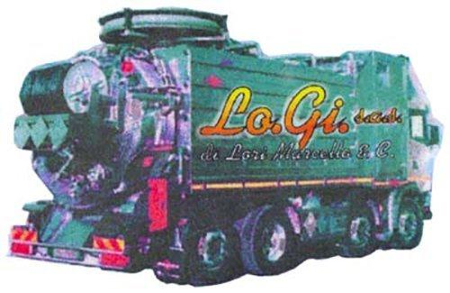 camion per smaltimento rifiuti