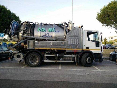 camion per videoispezioni