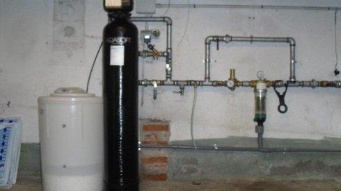 impiantistica per trattamento acque