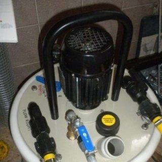 lavaggio impianto di riscaldamento