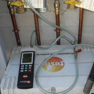 Impianti a gas metano