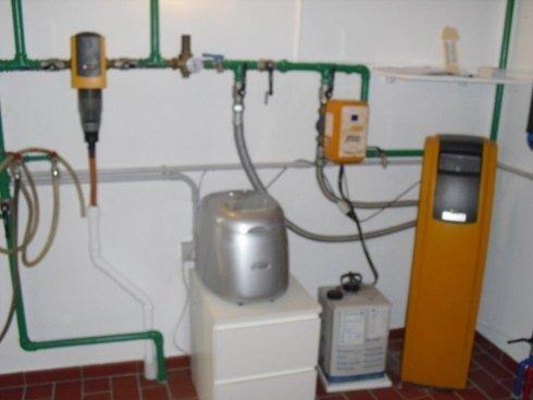 trattamento acque abitazioni