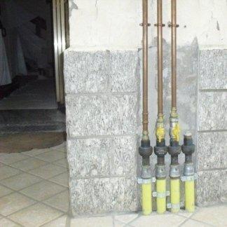 allacciamento gas metano