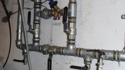 impianto per trattamento acque
