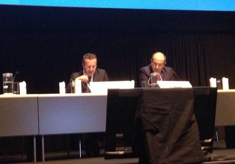 Congresso urologia Copenaghen
