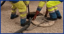 manutenzione pozzi neri
