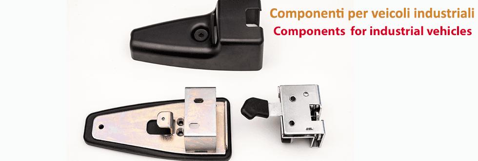 componenti per veicoli industriali