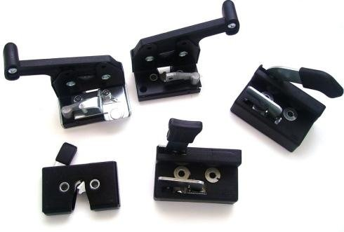 latches for commercial vehicles