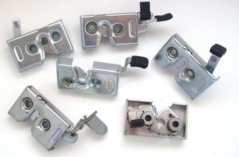 latches for tractors