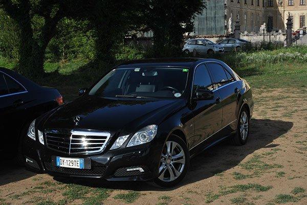 taxi Mercedes