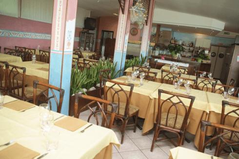 Il locale è a disposizione dei clienti per feste private.