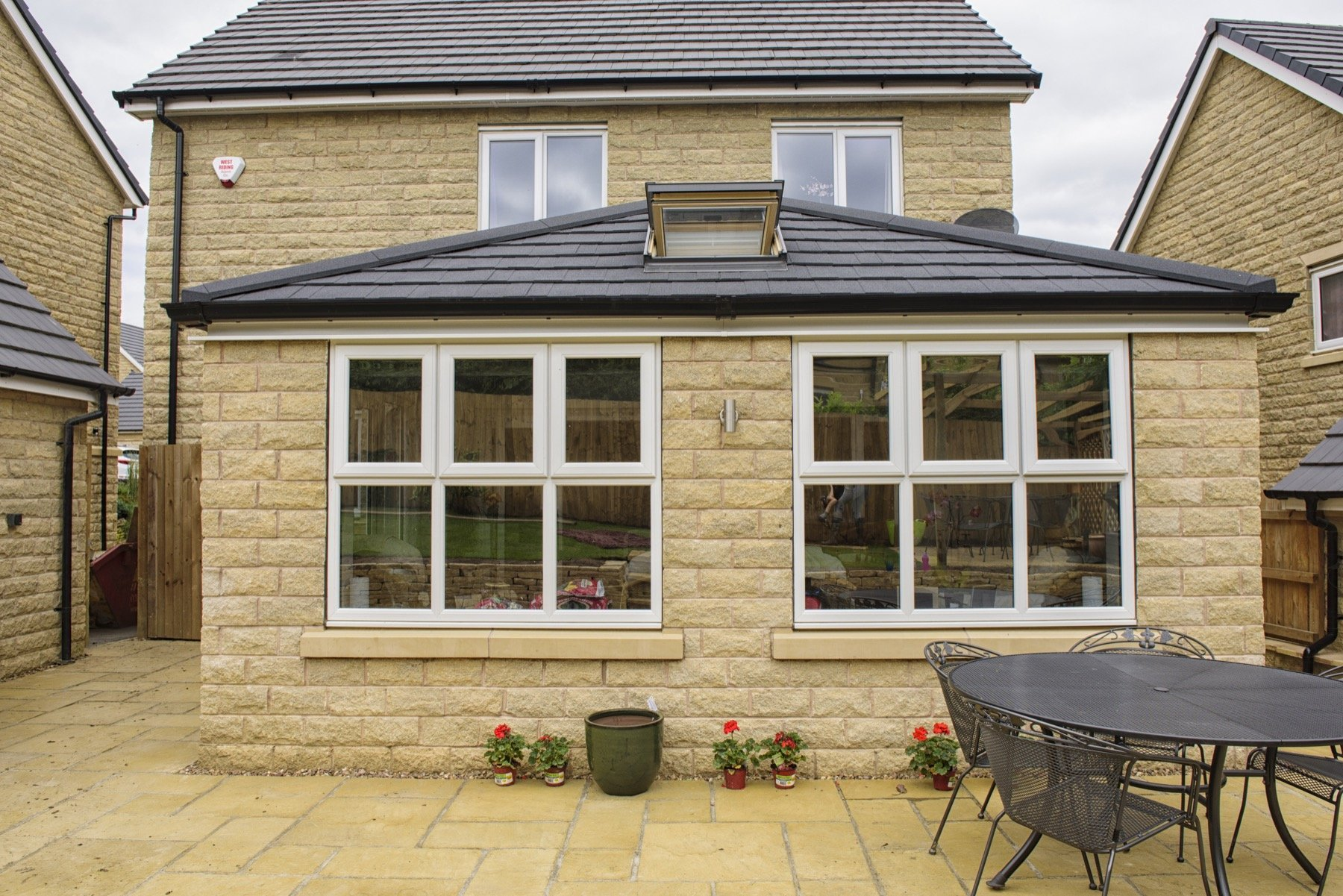 Thermally Insulated Conservatory Roofs Cleverhouse