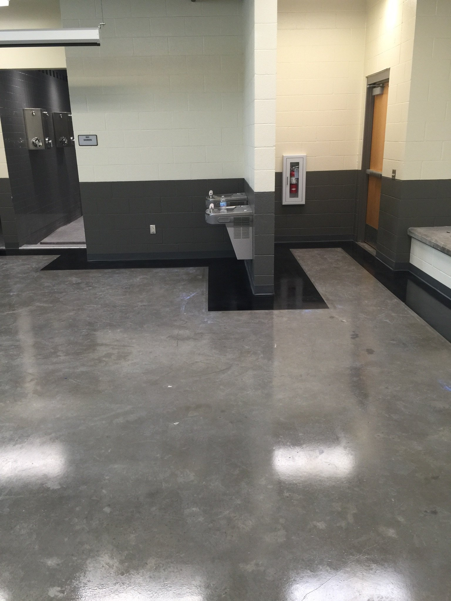 Concrete Stain Amp Epoxy Flooring Gallery Modern Day