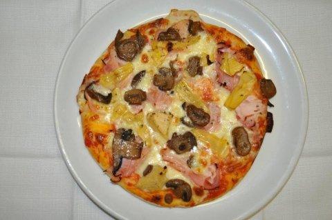 Pizza cotta forno elettrico