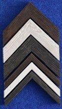 frame warehouse timber black frame
