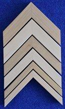 frame warehouse timber white frame