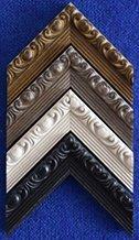 frame warehouse black white gold artist frame