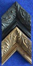 frame warehouse floral artist frame