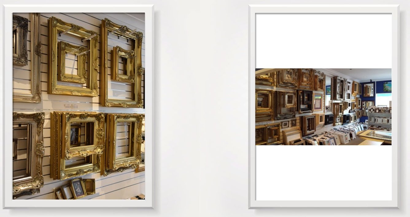 frame warehouse artist frame collections