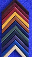frameware house colourful corner frame