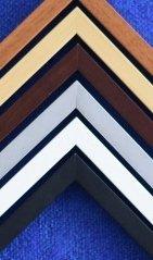 frameware house multi colour corner frame
