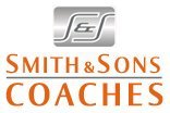 Smith & Sons Coaches logo