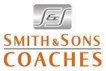 Smith & Sons Coaches logo