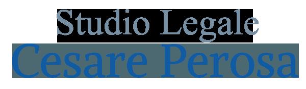 Studio Legale Cesare Perosa - LOGO