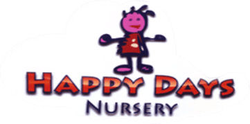 Happy Days Nursery company logo