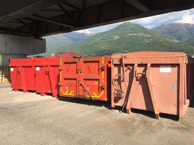 noleggio cassoni per smaltimento rifiuti industriali