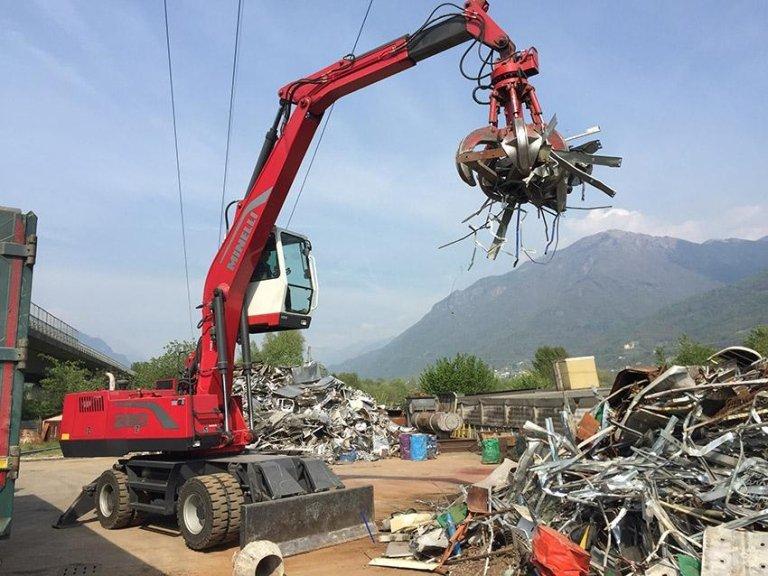 smaltimento rifiuti industriali