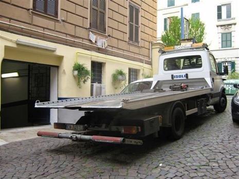 Recupero veicolo