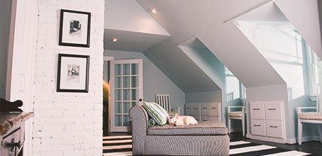 Contemporary style interiors