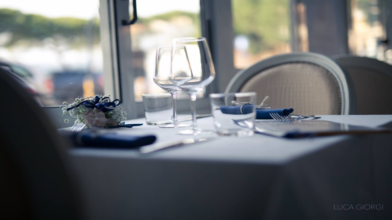 un tavolo di un ristorante