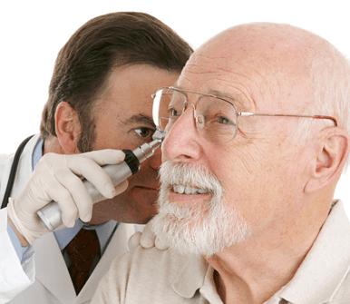 defici uditivo anziani