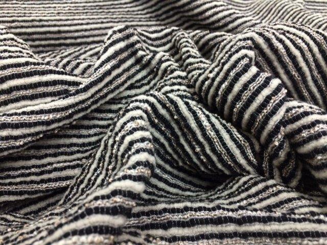Chanel wool fabric