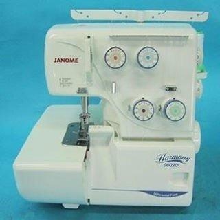 macchina da cucire janome harmony 9002d
